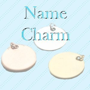 Personalized Engraved Charms