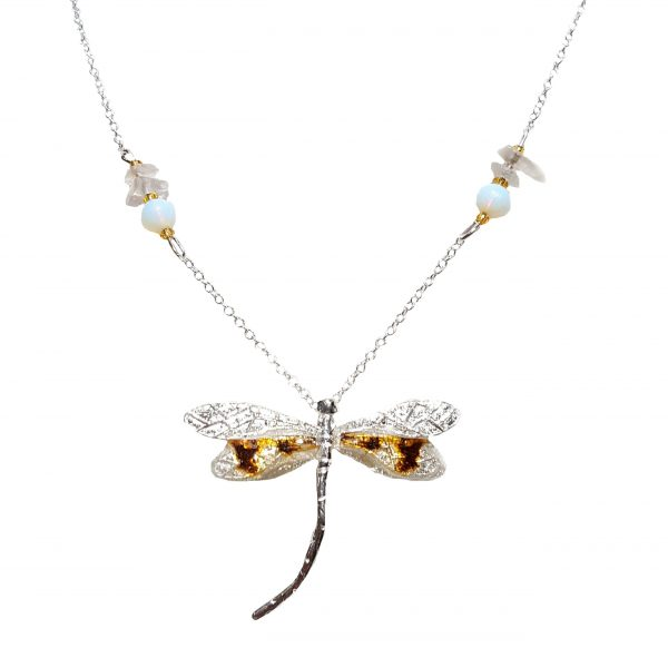 Dragonfly Jewelry - Real Insect Jewelry