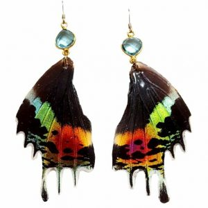 butterfly wing earrings, butterfly jewelry jpeg