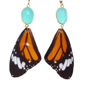 butterfly wing earrings, monarch butterfly wing earrings jpeg.