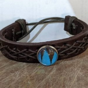 mens butterfly wing bracelet jpeg.