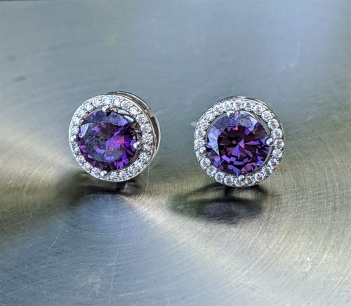 purple tourmaline stud earrings jpeg.