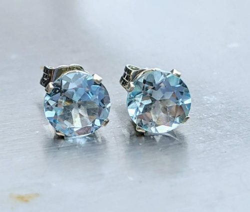 sky blue topaz 6mm earrings jpeg.