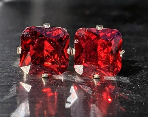 garnet stud earrings 9mm jpeg.